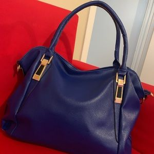 Handbags - Blue Handbag